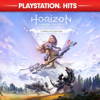 Horizon Zero Dawn™: Complete Edition PS4