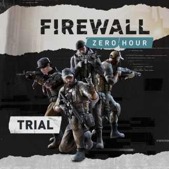 Firewall Zero Hour Trial PS4