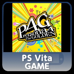 Persona 4 The GOLDEN full game PS Vita
