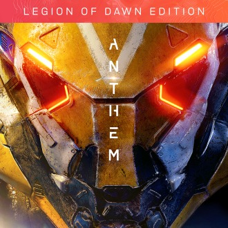 Anthem™ Legion of Dawn Edition Pre-Order PS4