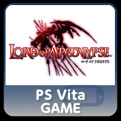 LORD of APOCALYPSE full game PS Vita