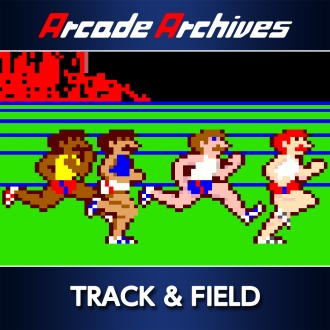 Arcade Archives TRACK & FIELD PS4