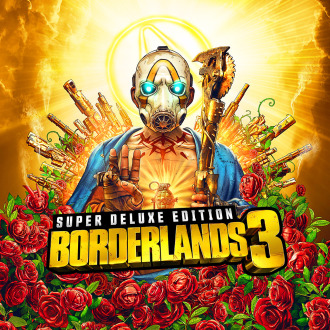 (Pre-Order) Borderlands 3 Super Deluxe Edition PS4