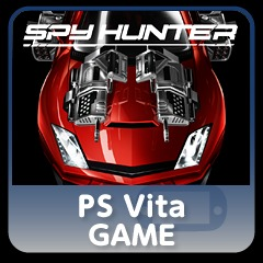 Spy Hunter™ full game PS Vita