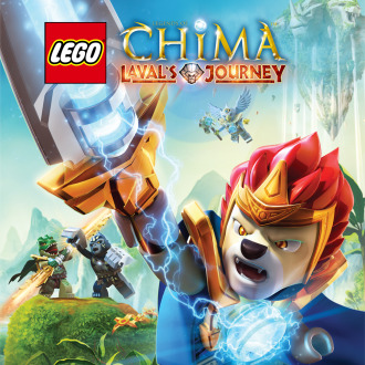 LEGO Legends of Chima: Laval's Journey full game PS Vita