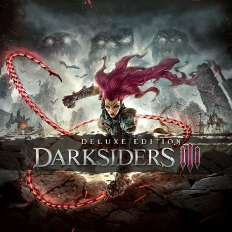 Darksiders III Digital Deluxe Edition PS4