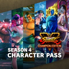 Street Fighter V Season 4 Character Pass On Ps4 Official