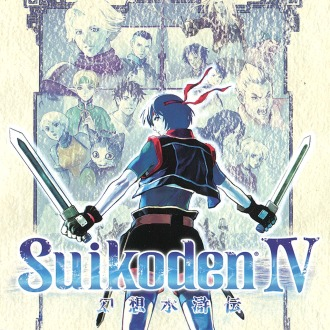 Suikoden IV PS3