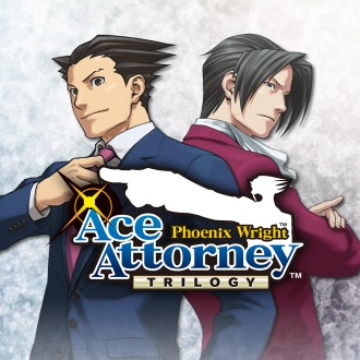 Phoenix Wright: Ace Attorney Trilogy PS4