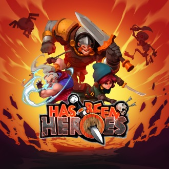 Has-Been Heroes PS4