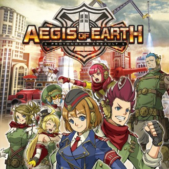 Aegis of Earth: Protonovus Assault PS4 / PS3 / PS Vita