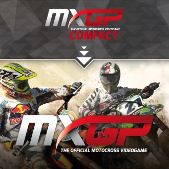 MXGP - COMPACT to Full Game UPGRADE PS3