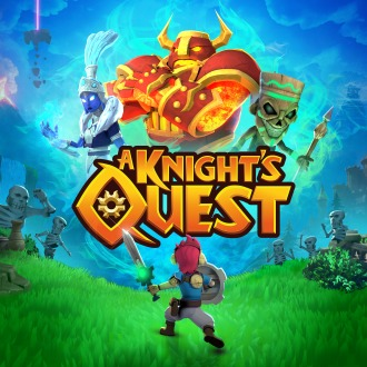 A Knight's Quest PS4