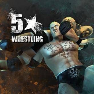 5 Star Wrestling PS3