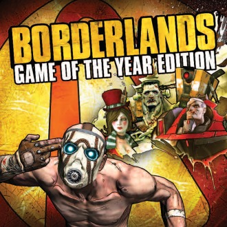Borderlands Game Of The Year PS3
