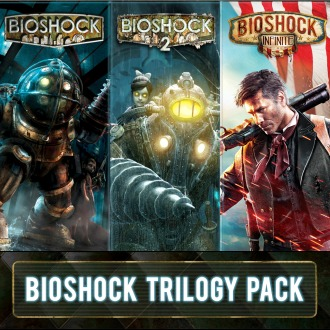 BIOSHOCK TRILOGY PACK PS3