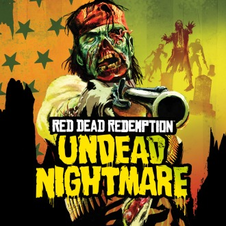 RDR Undead Nightmare PS3