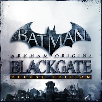 Batman™: Arkham Origins Blackgate - Deluxe Edition PS3