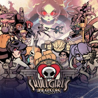 Skullgirls 2nd Encore PS4 / PS Vita