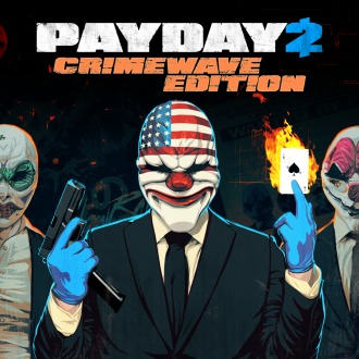 PAYDAY 2: CRIMEWAVE EDITION. PS4