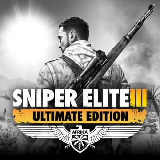 Sniper Elite 3 ULTIMATE EDITION PS4
