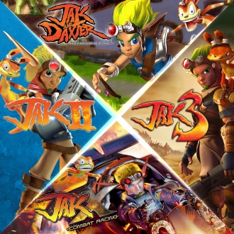 The Jak and Daxter Collection PS4
