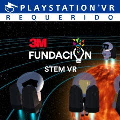 3M Spain Foundation — Stem+VR