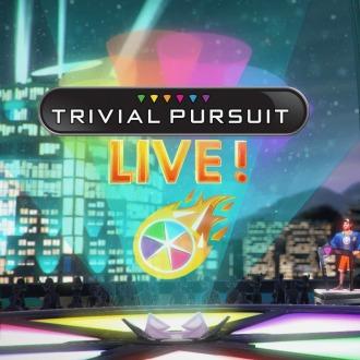 TRIVIAL PURSUIT LIVE! PS4