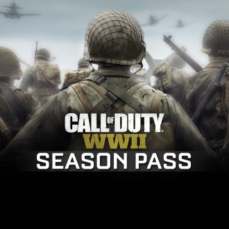 Call of Duty®: WWII - Season Pass PS4