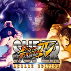 SSFIV ARCADE EDITION PS3