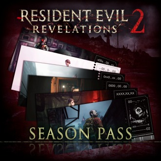 Resident Evil Revelations 2 - Season Pass PS3
