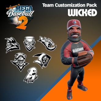 Wicked Team Customization Pack PS4