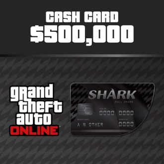 Bull Shark Cash Card