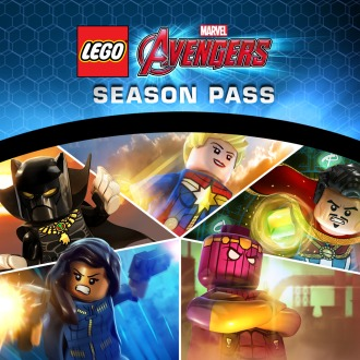 LEGO® Marvel's Avengers Season Pass PS4