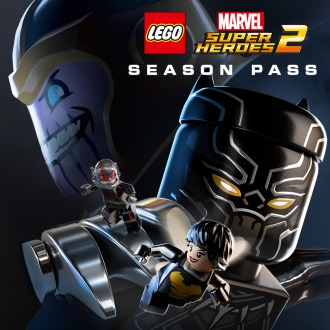 LEGO® Marvel Super Heroes 2 Season Pass  PS4