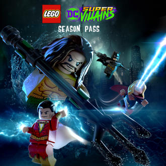 LEGO© DC Super-Villains Season Pass PS4