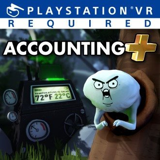 Accounting Plus (Accounting+) PS4