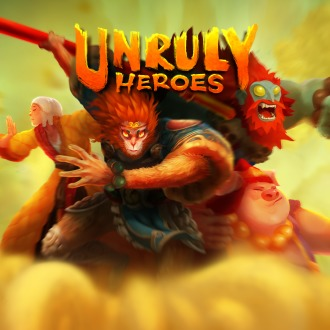 Unruly Heroes PS4