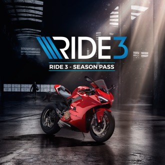 RIDE 3 - Season Pass PS4