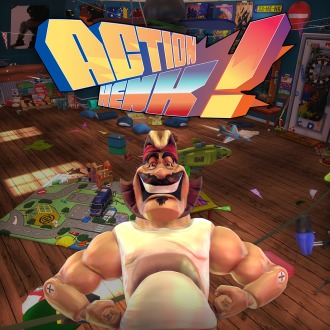 Action Henk PS4
