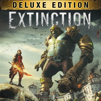 Extinction: Deluxe Edition PS4