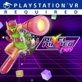 Pixel Ripped 1989 PS4