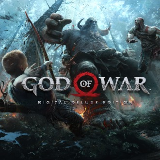 God of War™ Digital Deluxe Edition PS4