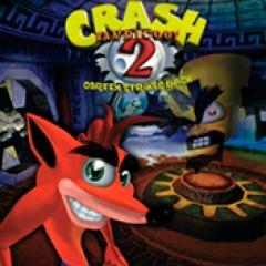Crash Bandicoot®2: Cortex Strikes Back PS3 / PS Vita / PSP
