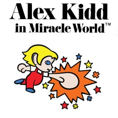Alex Kidd in Miracle World™