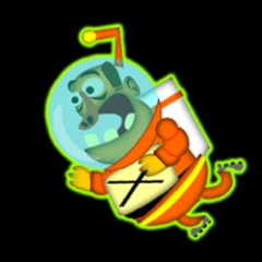 'Horrified Astronaut' Avatar