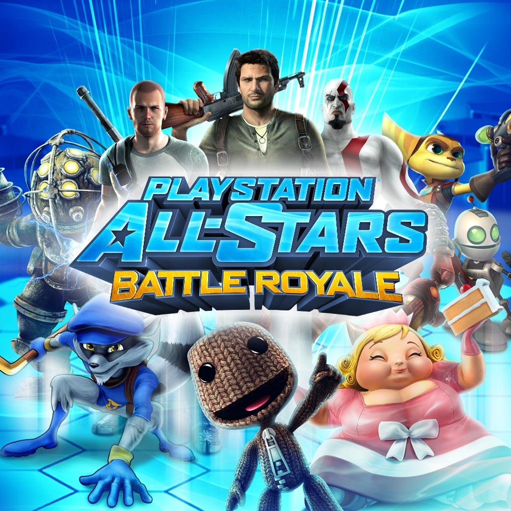 PlayStation® All-Stars: Battle Royale (PS Vita)
