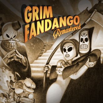 Grim Fandango Remastered PS4 / PS Vita