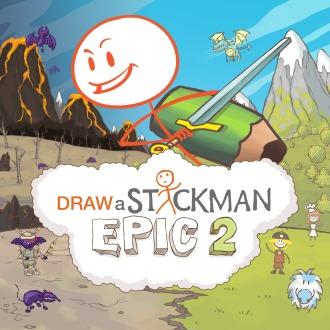 Draw a Stickman: EPIC 2 PS4