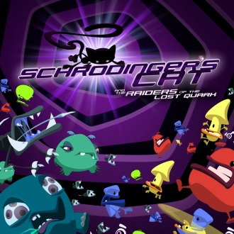 Schrödinger's Cat and the Raiders of the Lost Quark PS4